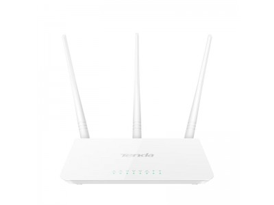 Wi-Fi маршрутизатор 300MBPS 10/100M F3 TENDA