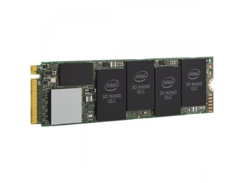 SSD жесткий диск M.2 2280 1TB QLC 660P SSDPEKNW010T8X1 INTEL