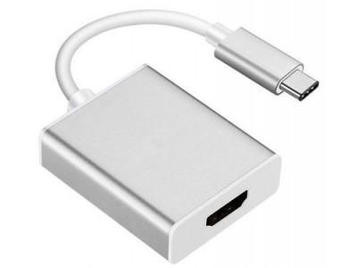 Адаптер USB-C TO HDMI 0.1M AT3888 ATCOM