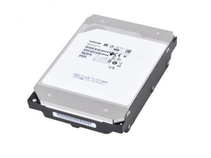 Жесткий диск SATA 16TB 7200RPM 6GB/S 512MB MG08ACA16TE TOSHIBA