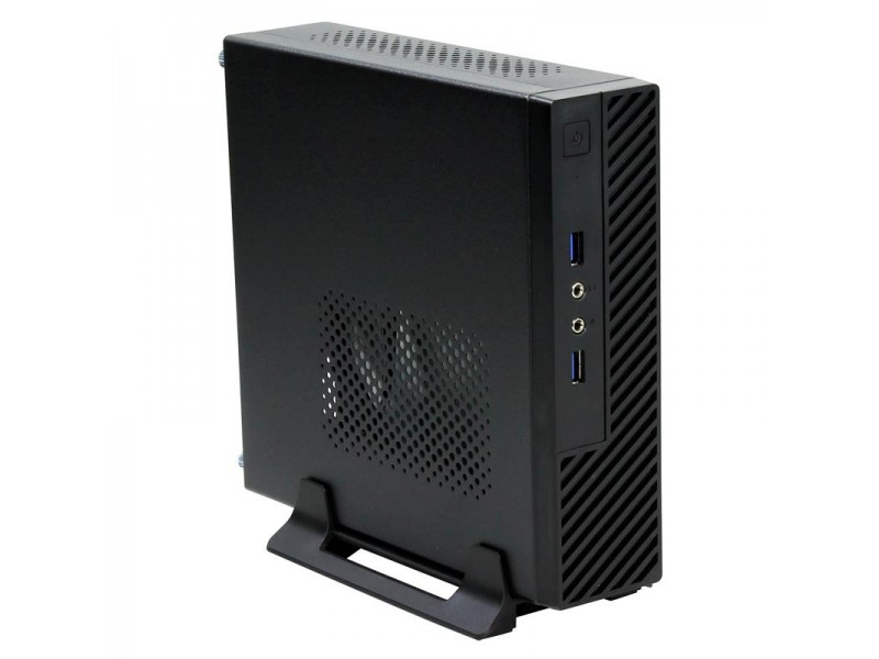Корпус IN WIN ME100 / 6117859 Desktop 60 Вт MiniITX Цвет черный ME-100BK/6120093
