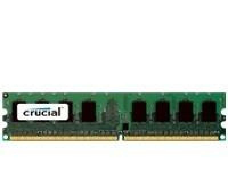Модуль памяти 2GB PC6400 DDR2 CT25664AA800 CRUCIAL