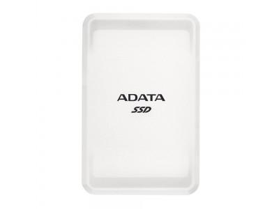 SSD жесткий диск USB-C 500GB EXT. WHITE ASC685-500GU32G2-CWH A-DATA