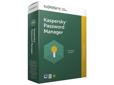 Лицензия ESDKL1956RDAFS Kaspersky Password Manager