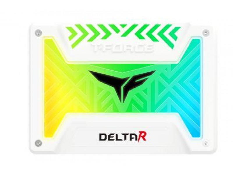 "SSD жесткий диск SATA2.5"" 250GB DELTAR WHITE T253TR250G3C415 T-FORCE"