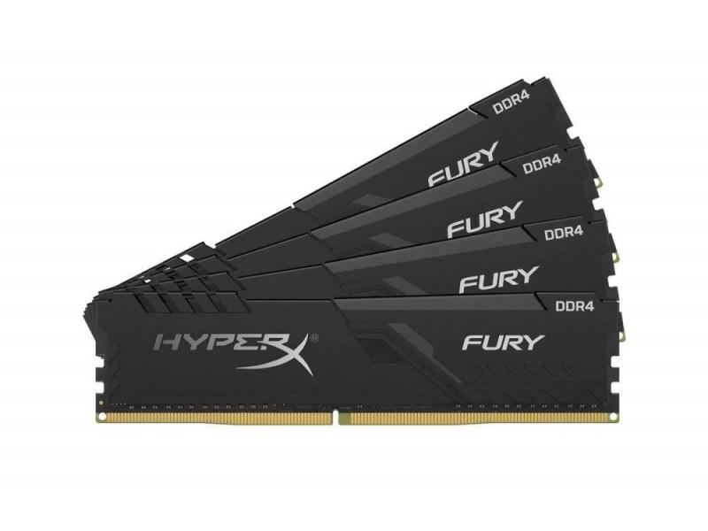 Модуль памяти 32GB PC27700 DDR4 KIT4 HX434C16FB3K4/32 KINGSTON