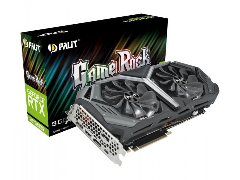 Видеокарта PCIE16 RTX2070 SUPER 8GB PA-RTX2070 SUPER GR 8G PALIT