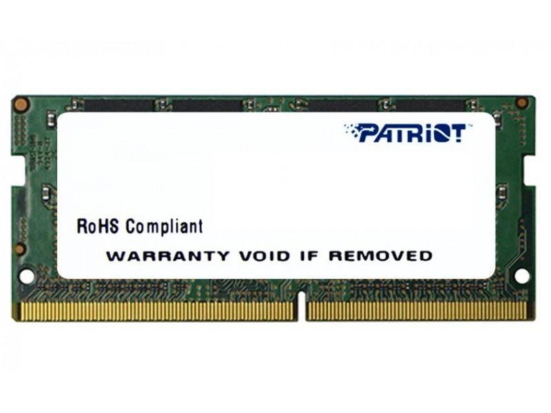Модуль памяти для ноутбука 16GB PC21300 DDR4 SO PSD416G26662S PATRIOT