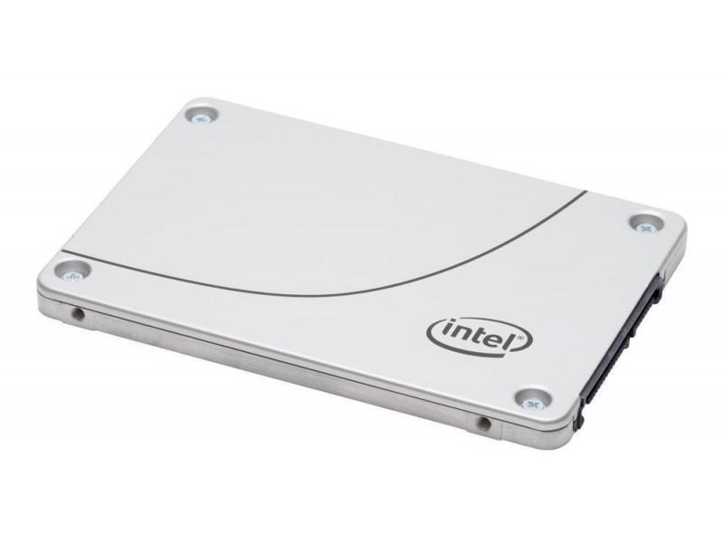 """SSD жесткий диск SATA2.5"""" 7.68TB TLC D3-S4610 SSDSC2KG076T801 INTEL"""