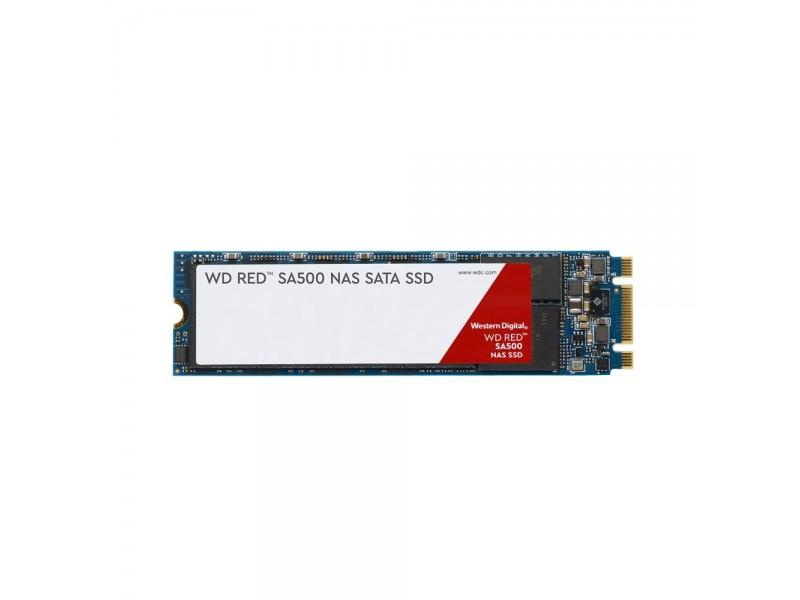 SSD жесткий диск M.2 2280 500GB RED WDS500G1R0B WDC