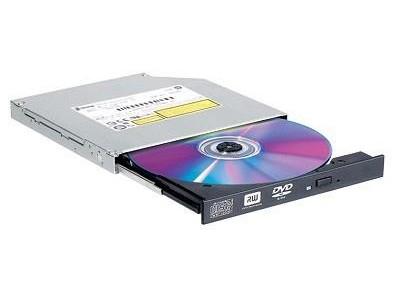 Оптический привод DVD RW SATA 8X INT SLIM BULK BLACK GTC0N LG