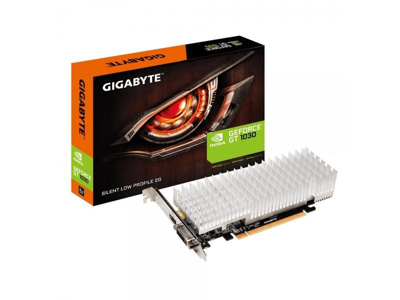 Видеокарта PCIE16 GT1030 2GB GDDR5 GV-N1030SL-2GL GIGABYTE