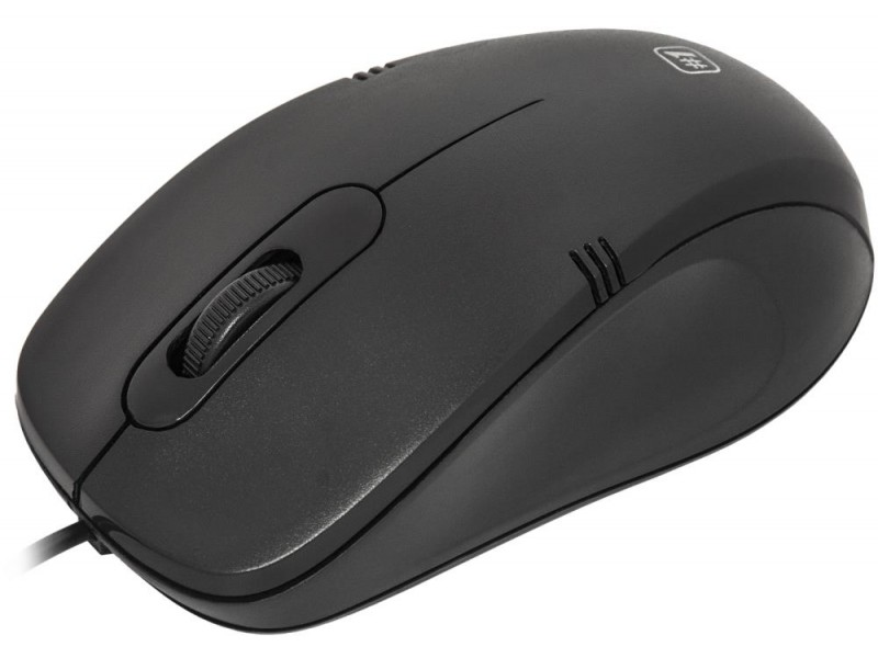 Мышка USB OPTICAL MM-930 BLACK 52930 DEFENDER
