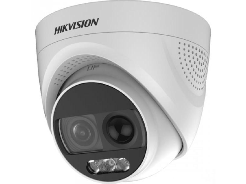 Камера HD-TVI 2MP IR DOME DS-2CE72DFT-PIRXOF28 HIKVISION