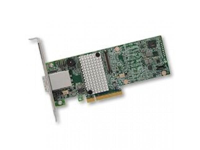 Рейд контроллер SAS 8P AOC-SAS3-9380-8E SUPERMICRO