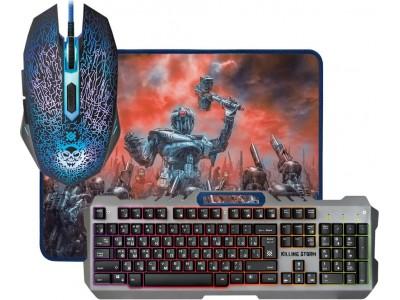 Клавиатура + мышка +PAD MKP-013L RU 52013 DEFENDER