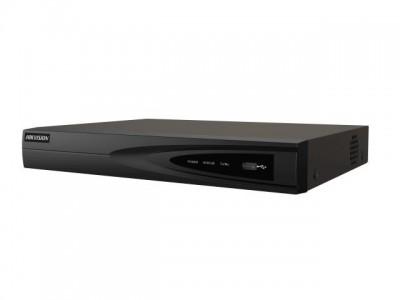 IP-видеорегистратор 4CH POE DS-7604NI-K1/4P(B) HIKVISION