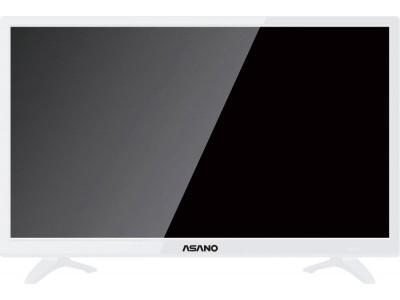 """Телевизор LCD 24"""" WHITE 24LH1011T ASANO"""