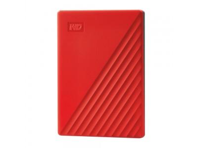 "Внешний жесткий диск USB3 2TB EXT. 2.5"" RED WDBYVG0020BRD-WESN WDC"