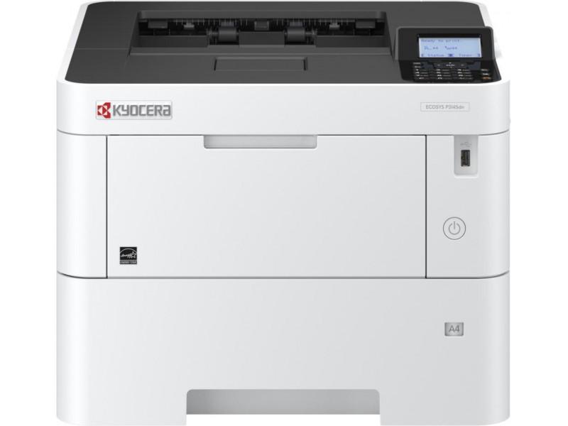 Принтер лазерный A4 P3145DN KYOCERA