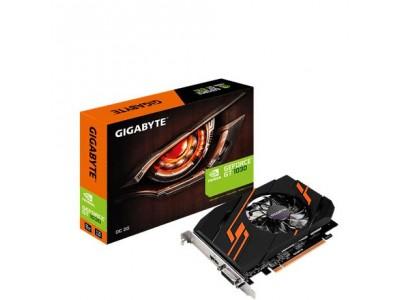 Видеокарта PCIE16 GT1030 2GB GDDR5 GV-N1030OC-2GI GIGABYTE