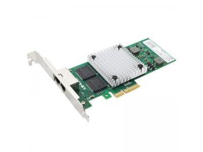 Сетевой адаптер PCIE 1GB DUAL PORT LREC9712HT LR-LINK