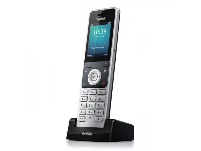 Телефон VOIP DECT W56H YEALINK