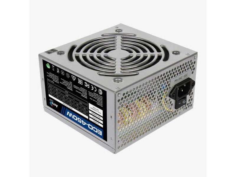 Блок питания ATX 450W ECO-450 4710700957875 AEROCOOL