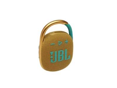 Акустическая система 1.0 BLUETOOTH CLIP 4 YELLOW JBL