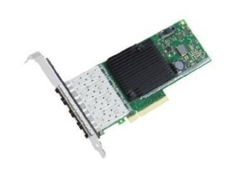 Сетевой адаптер PCIE 10GB QUAD PORT X710-DA4 X710DA4FHBLK INTEL