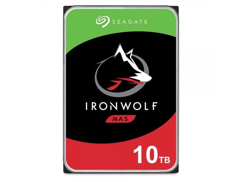 Жесткий диск SATA 10TB 7200RPM 6GB/S 256MB ST10000VN0008 SEAGATE
