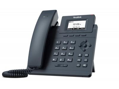 Телефон VOIP 1 LINE SIP-T30P YEALINK