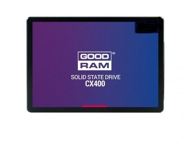 """SSD жесткий диск SATA2.5"""" 128GB CX400 SSDPR-CX400-128 GOODRAM"""