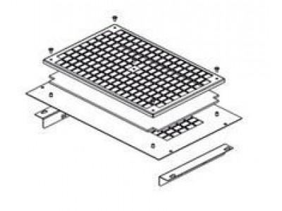 Крепежный комплект для вентиляторов DP-VER-03F-H CONTEG