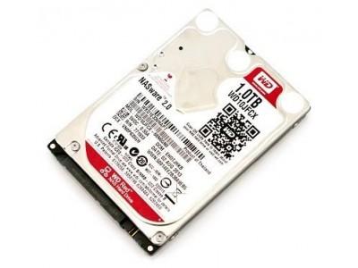 "Жесткий диск SATA2.5"" 1TB 6GB/S 16MB RED WD10JFCX WDC"