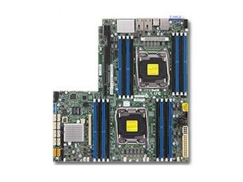 Серверная материнская плата C612 S2011-3 PROP. MBD-X10DRW-I-O SUPERMICRO