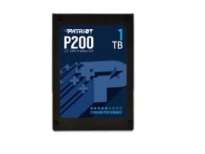 "SSD жесткий диск SATA2.5"" 1TB P200 P200S1TB25 PATRIOT"