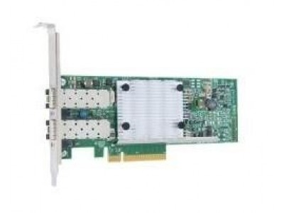 Сетевой адаптер 2X10GE PCIE3 X8 SFP+ QLE3442-CU-CK QLOGIC