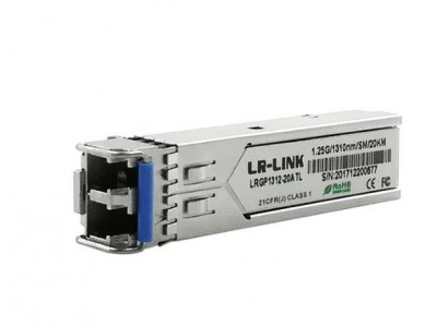 Трансивер 10GE 20KM SFP LRGP1312-20ATL LR-LINK