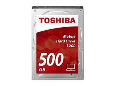 "Жесткий диск SATA2.5"" 500GB 5400RPM 8MB HDWK105UZSVA TOSHIBA"