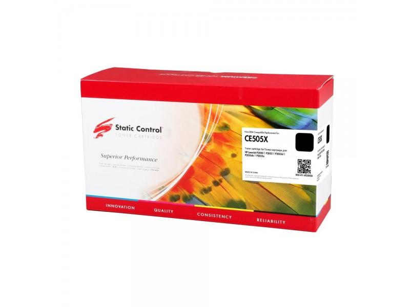 Картридж BLACK /P2050/P2055 6.5K 002-01-VE505X STATIC CONTROL