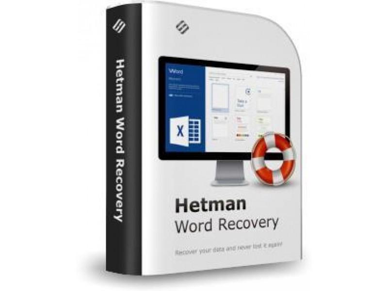 Лицензия ESDRU-HWR2.3-CE Hetman Word Recovery predna
