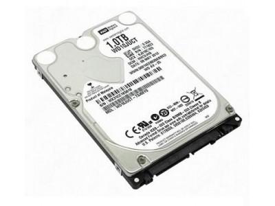 """Жесткий диск SATA2.5"""" 1TB 5400RPM 3GB/S 16MB WD10JUCT WDC"""