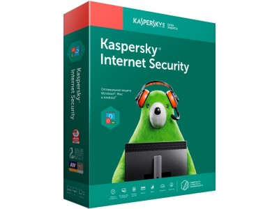 Лицензия KL1939RDCFR Kaspersky Internet Security dl