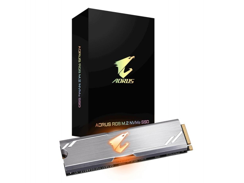 SSD жесткий диск M.2 2280 512GB GP-ASM2NE2512GTTDR GIGABYTE