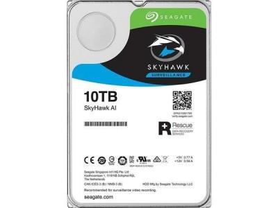Жесткий диск SATA 10TB 7200RPM 6GB/S 256MB ST10000VE0008 SEAGATE