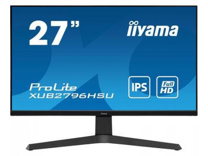 """Монитор LCD 27"""" IPS XUB2796HSU-B1 IIYAMA"""
