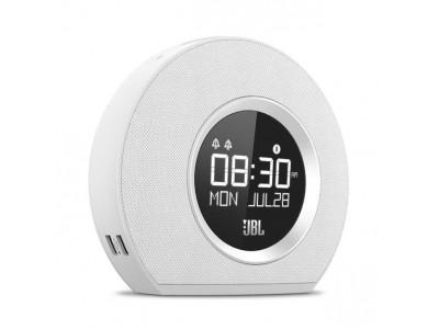 Часы с радио HORIZON WHITE JBL