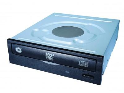 Оптический привод DVD RW SATA 22X INT BULK BLACK IHAS122-14 LITEON