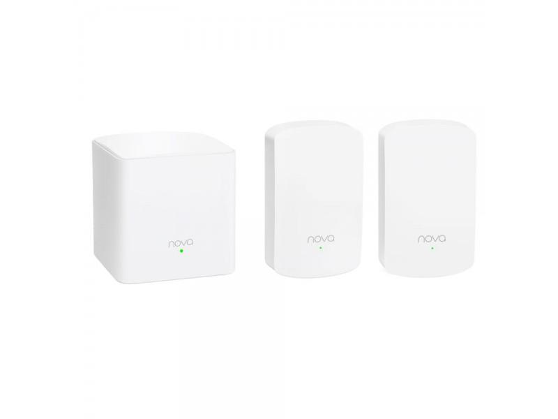 Двухдиапазонная Wi-Fi Mesh система 3NODE NOVA MW5-3 TENDA